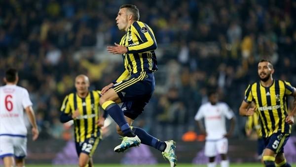 Fenerbahçe 18 golün 10'unu iki takıma attı