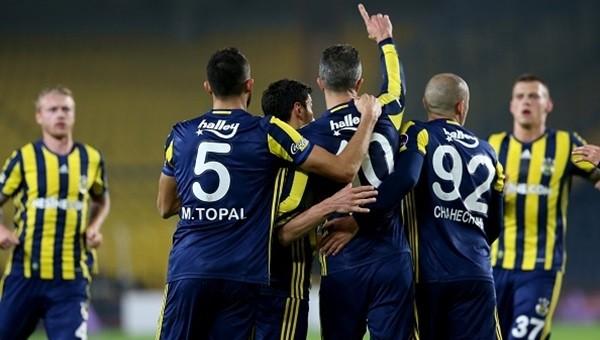 Fenerbahçe bir ilki başardı