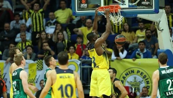 Fenerbahçe, Zalgiris'i devirdi