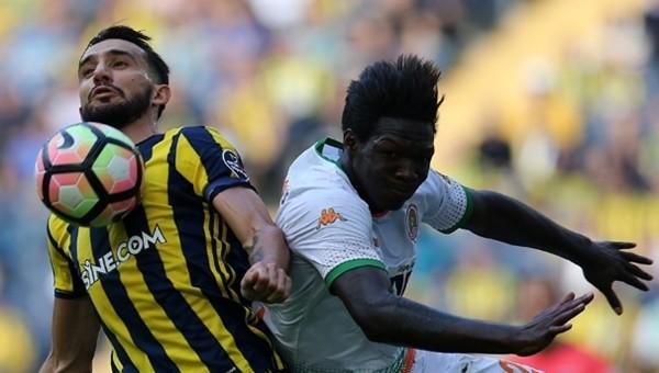 Fenerbahçe'de 2008-2009 yılından beri ilk