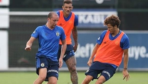 Fenerbahçe'de Aatif Chahechouhe kadroya giriyor