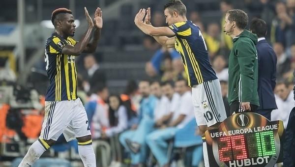 Fenerbahçe'de hücum oyuncuları dönüyor
