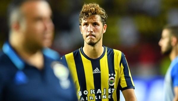 Fenerbahçe'de Salih Uçan da sakatlandı