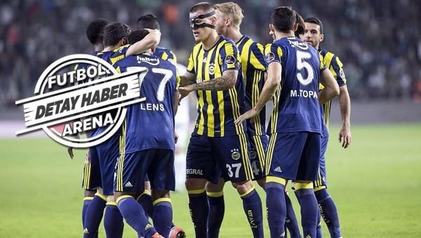 Fenerbahçe'nin deplasman avantajı