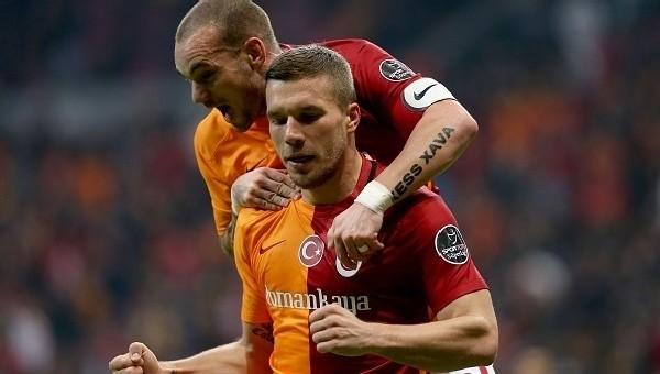 'Fenerbahçe'nin Sneijder'i ve Podolski'si yok'