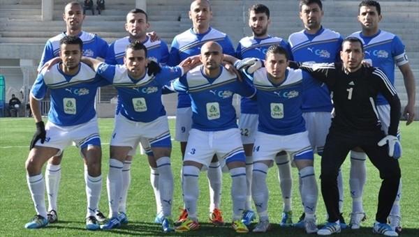 Filistinli kulüp antrenörü tutuklandı