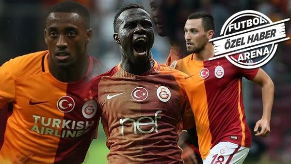 Galatasaray 3 oyuncusuyla sözleşme uzatacak