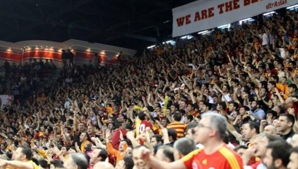 Galatasaray, CSKA Moskova maçına yoğun ilgi