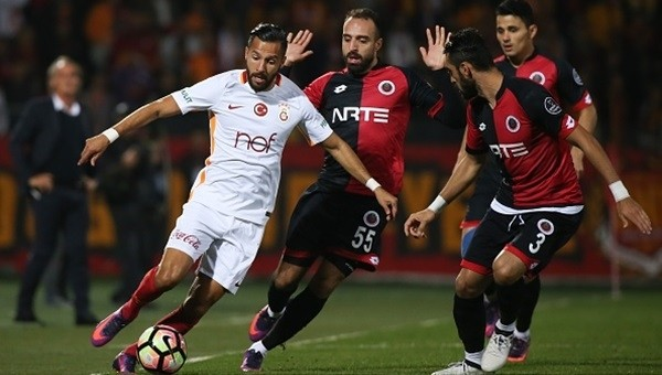 Galatasaray koşu mesafesini geliştiriyor