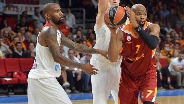 Galatasaray Odeabank,Euroleague'e mağlubiyet ile başladı