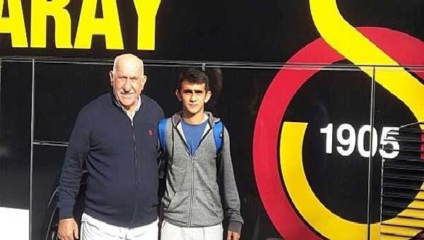 Galatasaray'a 15'lik yeni transfer