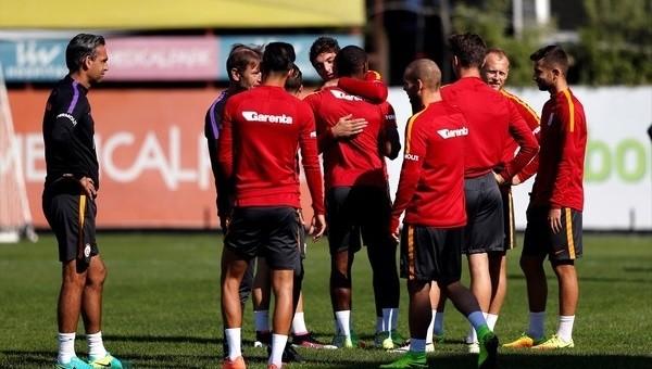 Galatasaray'da sakat futbolcular için önlem