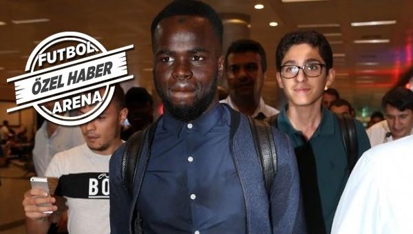 Galatasaray'da sakatlıklar Tiote'ye bağlandı
