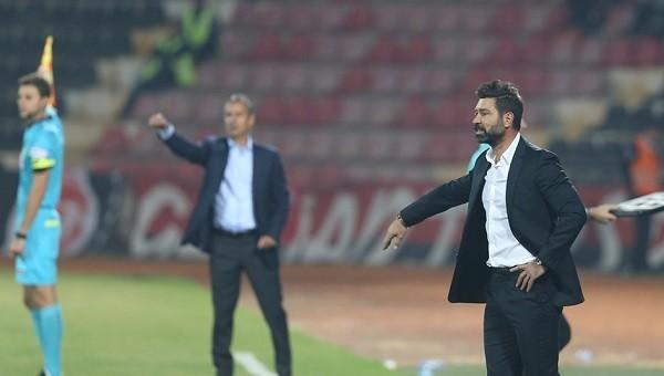 Gaziantepspor - Kayserispor maçında tepki çeken penaltı