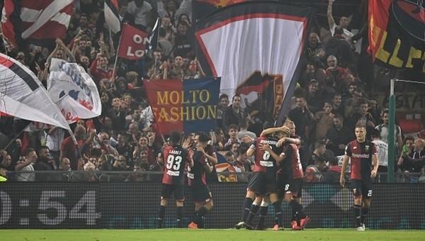Genoa, Milan'ı ezdi geçti