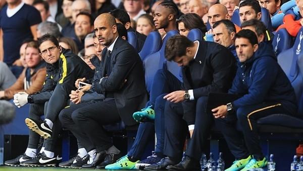 Guardiola'yı 7 ay sonra Tottenham durdu