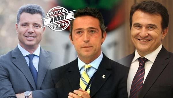 Fenerbahçe'nin yeni başkanı kim olmalı?