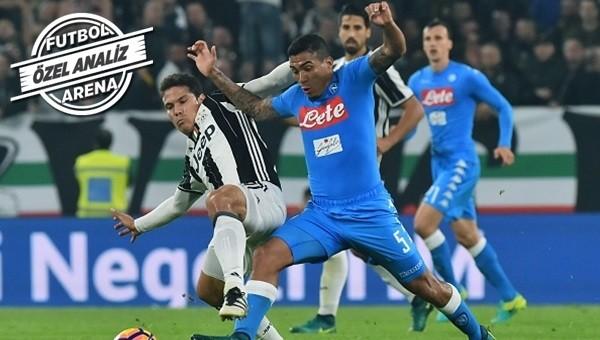 Beşiktaş'ın rakibi Napoli, Juventus maçında nasıl oynadı?