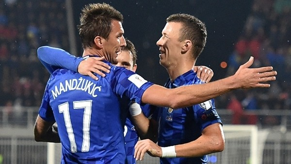 Hırvatistan'dan Finlandiya'ya tek gol