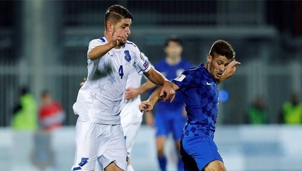 Hırvatistan'dan Kosova'ya yarım düzine gol