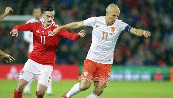 Hollanda'da Arjen Robben üzüntüsü
