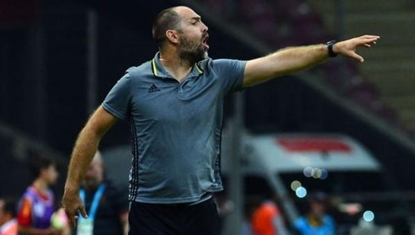 Igor Tudor'dan Başakşehir'in kazandığı penaltıya tepki