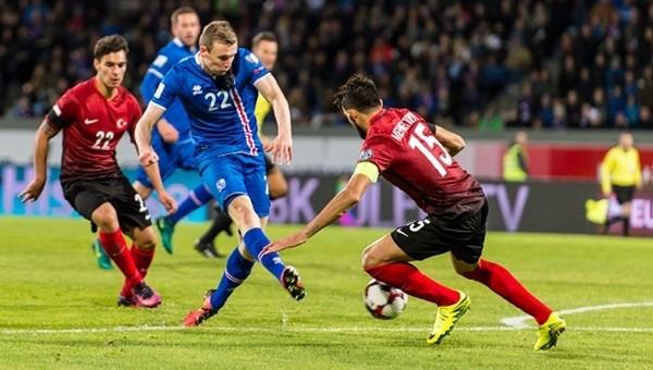 İzlanda'dan ince davranış için TFF'ye teşekkür