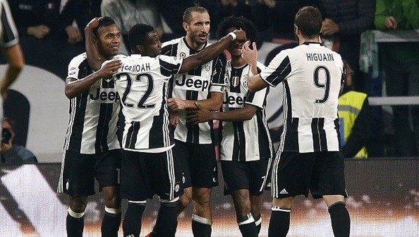 Juventus doludizgin