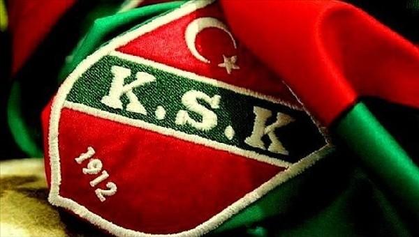 Karşıyaka'ya transfer yasağı cezası