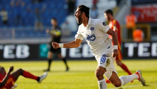 Kasımpaşa, Kayserispor'u 3 golle geçti