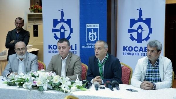 Kocaelispor'a müjde