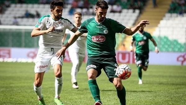 Konyaspor'un muhtemel Bursaspor 11'i