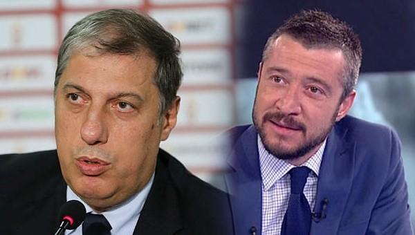 Levent Nazifoğlu, 'Galatasaray düşmanı' diyerek kimi kastetti?