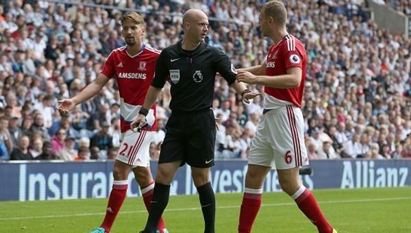 Liverpool - Manchester United maçına atanan hakeme tepki