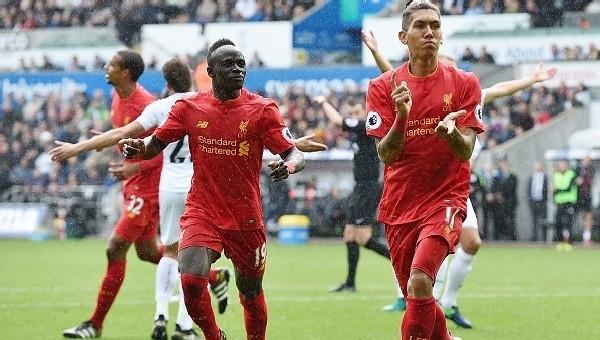 Liverpool geriden gelerek kazandı