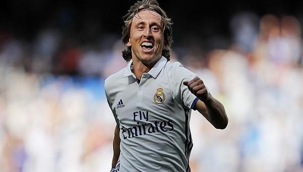 Luka Modric Çin'den gelen serveti reddetti