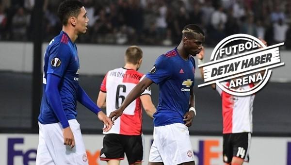 Manchester United'da istikrar yok