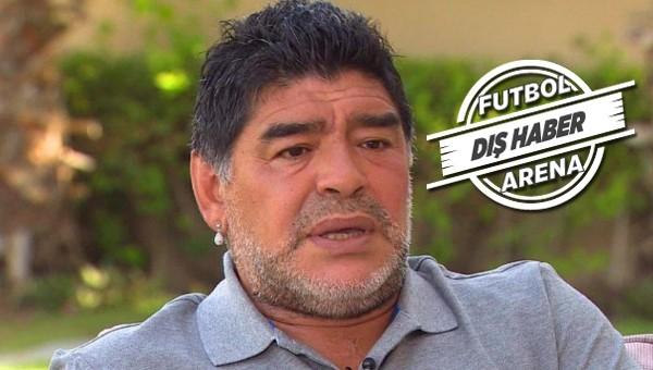 Maradona'dan çarpıcı açıklamalar
