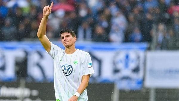 Mario Gomez'in Darmstatd maçında attığı gol