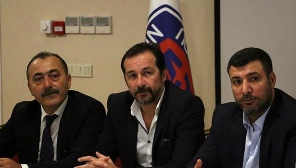 Mersin İdmanyurdu'nun yeni teknik direktörü Yusuf Şimşek
