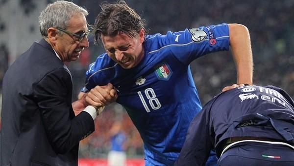 Milan'da şok sakatlık, Sosa'ya yaradı