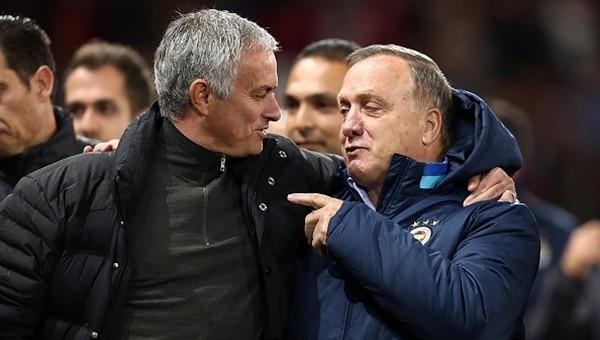 Mourinho: 'Fenerbahçe defansif bir planla geldi'