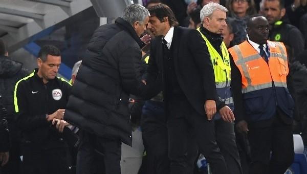 Mourinho ile Conte arasında 'aşağılama' polemiği