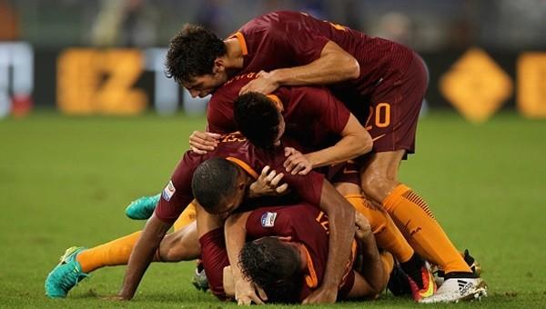 Müthiş maçın galibi Roma!