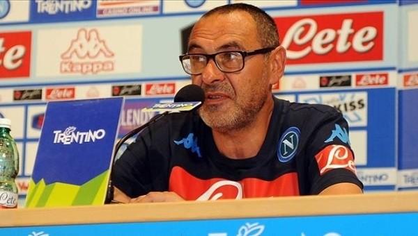 Napoli hocası Sarri'den Beşiktaşlıları kızdıracak açıklama