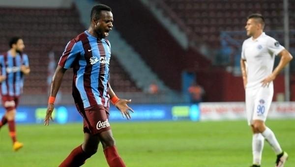 Galatasaray maçı öncesi Trabzonspor'a Ogenyi Onazi müjdesi