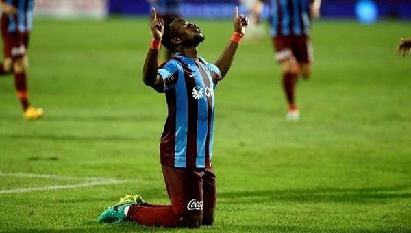 Trabzonsporlu Onazi'den Türkiye Kupası gafı