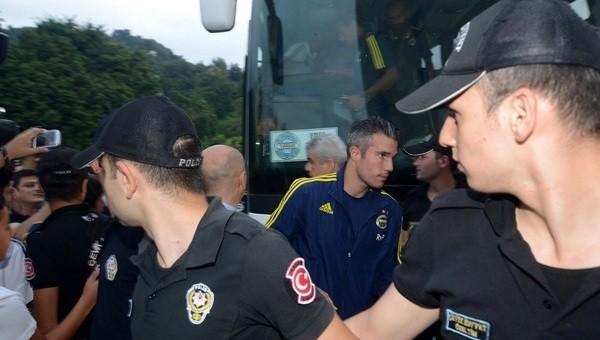 Osmanlıspor - Fenerbahçe öncesi yoğun güvenlik