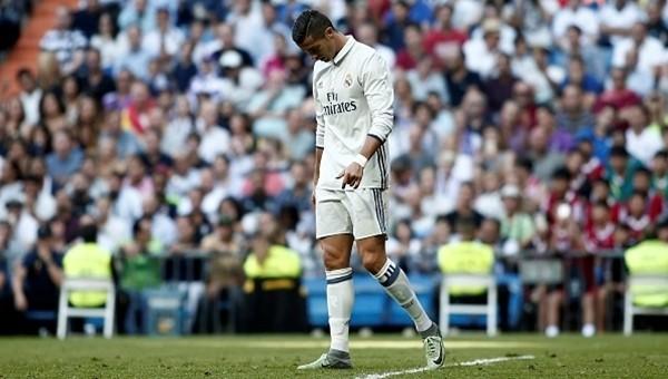 Real Madrid'in gördüğü en kötü Cristiano Ronaldo
