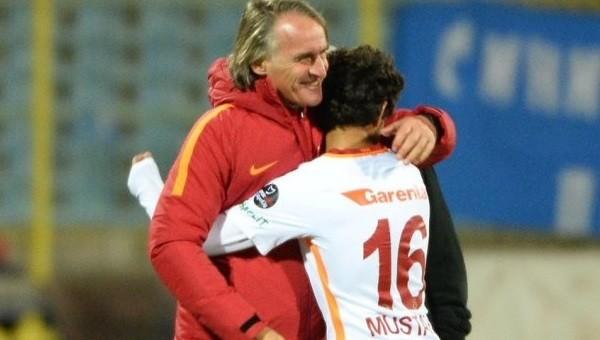 Riekerink: 'Mustafa'nın cevabı Şampiyonlar Ligi'